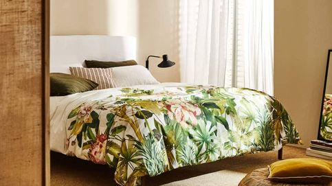 Los diseños tropicales más apetecibles están en Zara Home