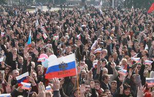 Ucrania denuncia la invasión de tropas rusas en el sur del país
