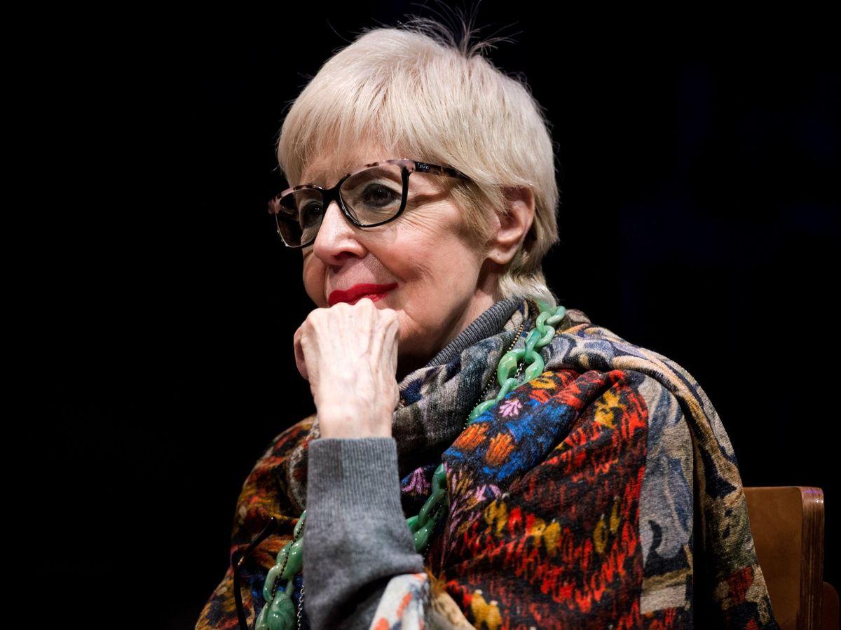 Foto: Concha Velasco en 2020 en la presentación de 'La habitación de María'. (EFE)