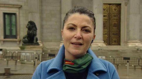 Diputada de Vox denuncia la politización de TVE y se encara con Xabier Fortes