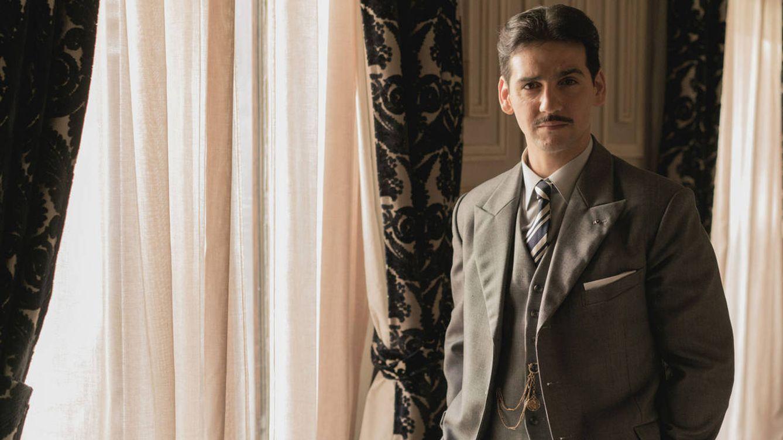 Fran Perea habla sobre su oscuro personaje en 'La sonata del silencio'
