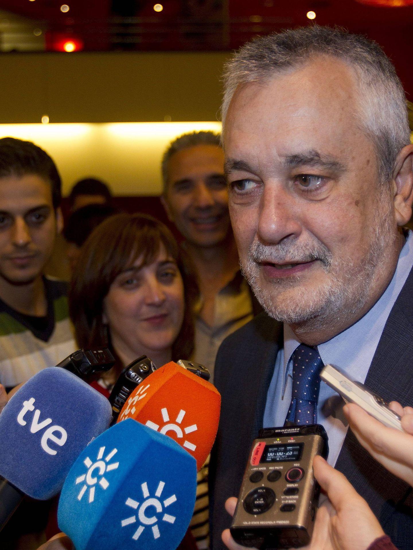 José Antonio Griñán, en una imagen de archivo. (EFE)