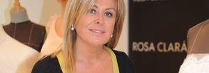 Xavier Trias casa este sábado a Rosa Clará, 'la reina de las novias'