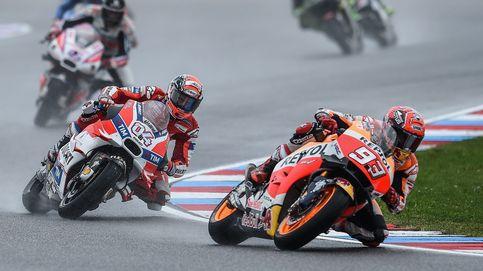 Guerra abierta en MotoGP entre Honda y Ducati