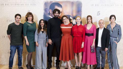Presentación de la miniserie de Telecinco 'Lo que escondían sus ojos'