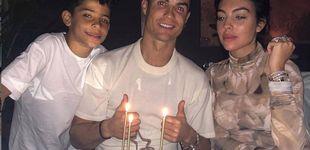 Post de El millonario garaje de Cristiano Ronaldo y las clases de tango con Georgina Rodríguez