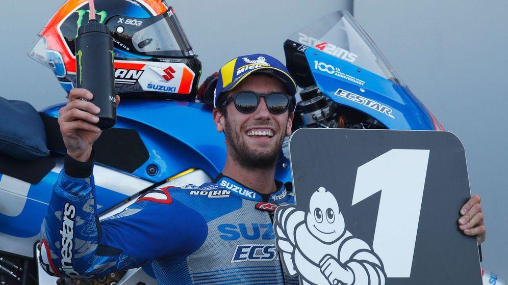 Foto: Álex Rins sumó su primer triunfo de la temporada. (Reuters)