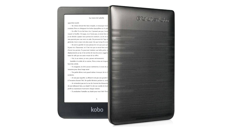 Foto: Kobo Clara HD ofrece una pantalla táctil de alta resolución de 300 ppi.