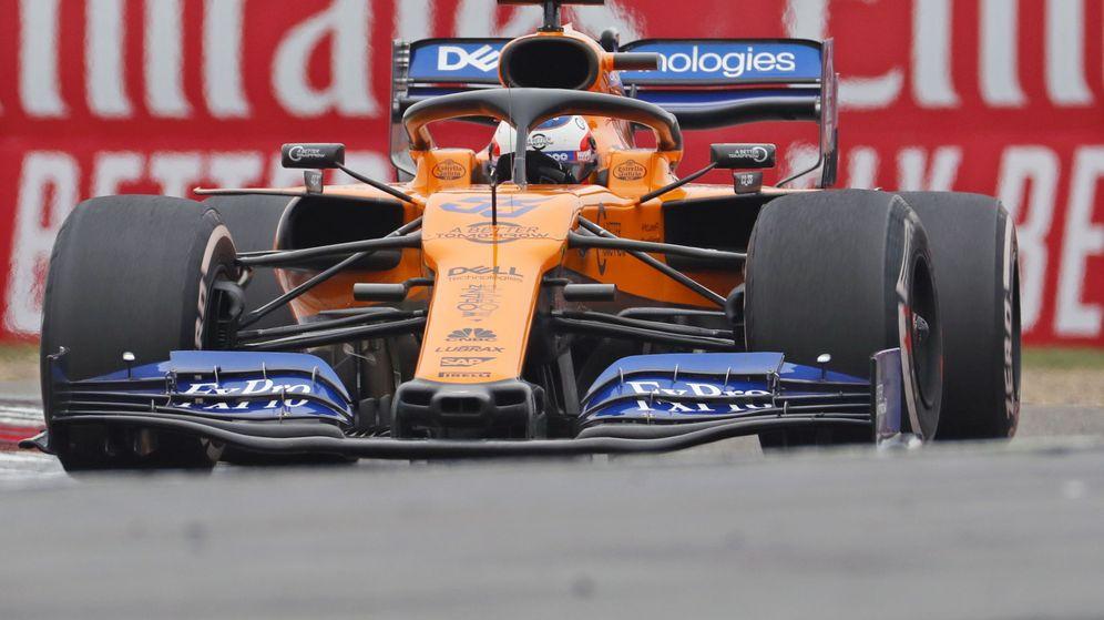 Foto: McLaren está en el buen camino aparentemente. (EFE)