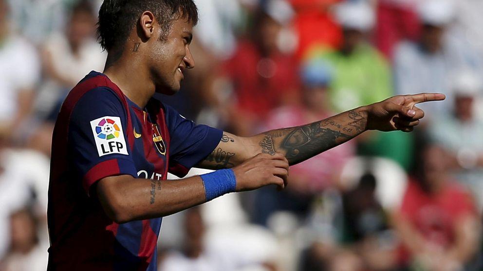 La AN investiga al Barça y al Santos por hacer un contrato simulado a Neymar