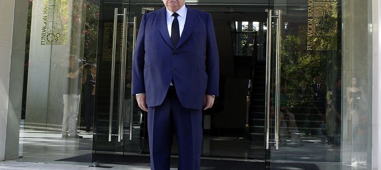 Foto: El presidente de El Corte Inglés, Isidoro Álvarez (EFE)