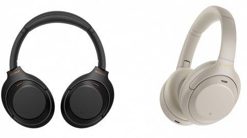 Probamos los nuevos auriculares Sony con cancelación de ruido: la inversión perfecta