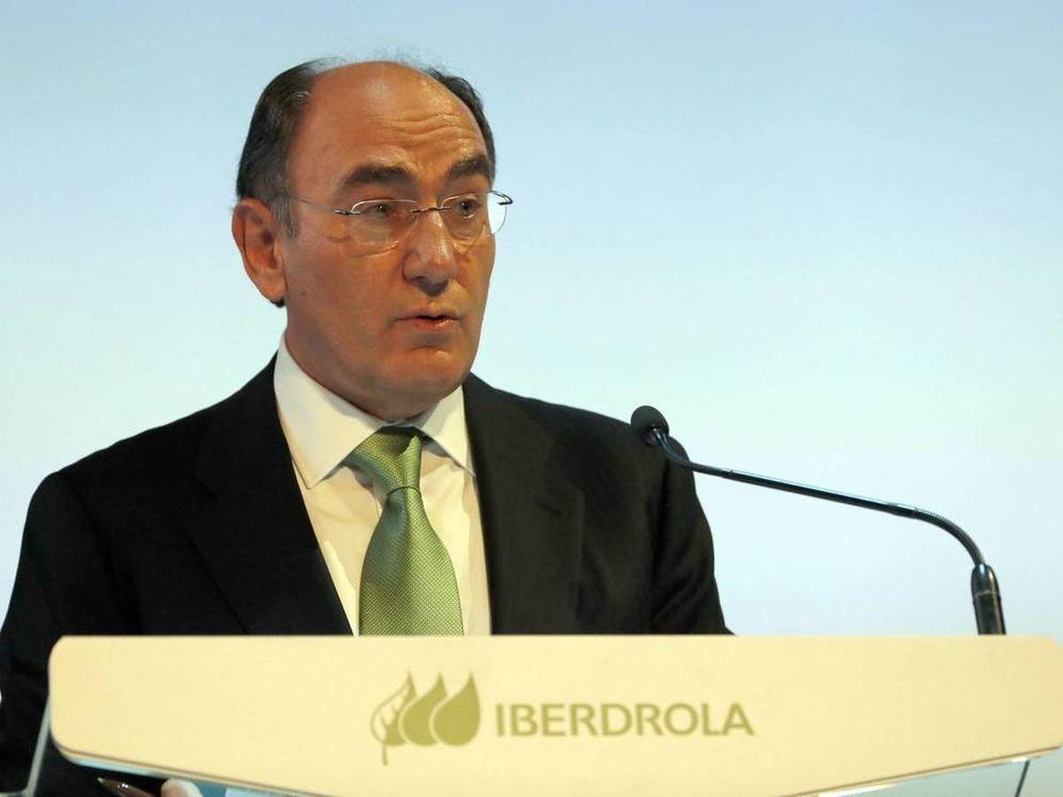 Foto: El CEO de Iberdrola, Ignacio Sánchez Galán. (EFE)