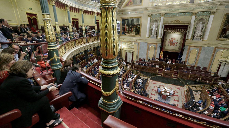 El Congreso, el Gobierno y los partidos, las instituciones peor valoradas en España