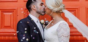 Post de El vestido de boda perfecto para una novia embarazada está en Asos y es más que barato