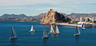 Post de Escápate a Águilas: razones para visitar el pueblo de Paco Rabal (una son sus playas)