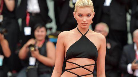 Las modelos aman los vestidos con los que presumir de abdominales