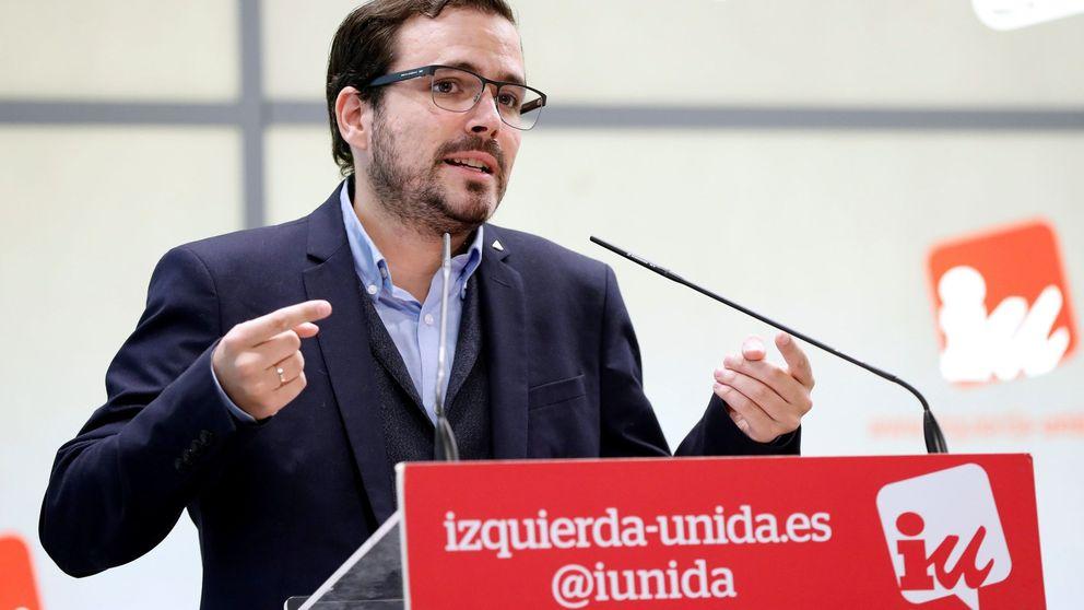 Garzón, a Podemos: Hay tiempo suficiente para hacer las cosas mucho mejor