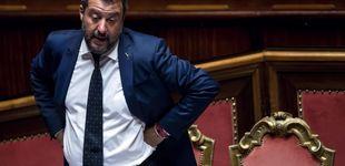 Post de Salvini, decidido a dinamitar el gobierno: