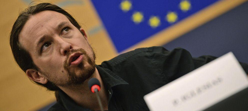 Foto: El eurodiputado español de Podemos Pablo Iglesias. (EFE)