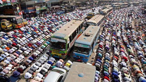 Bangladesh acoge entre tensión el segundo mayor festival musulmán del mundo