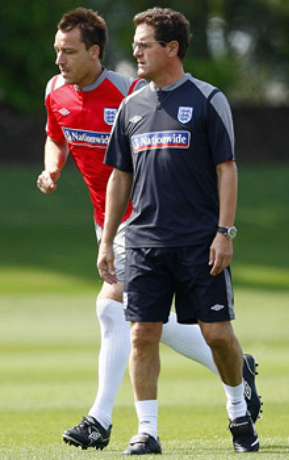 """Foto: Terry: """"Respeto la decisión y continuaré dándolo todo por Inglaterra"""""""