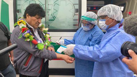Evo Morales regresa a Bolivia tras casi un año de exilio con un masivo recibimiento