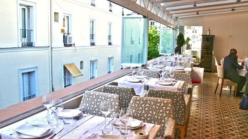 Una cena en el nuevo ático de la Taberna Los Gallos, en Madrid