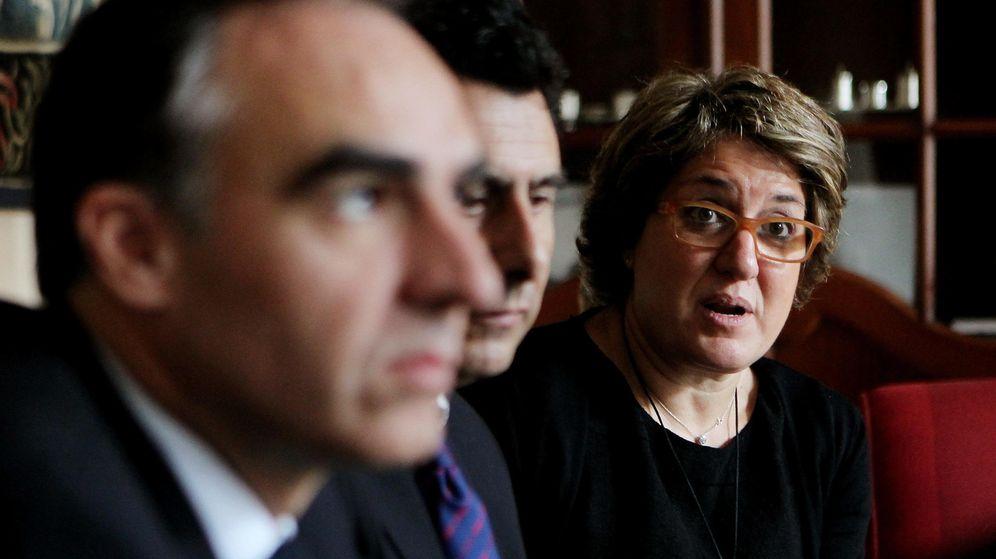 Foto: La nueva directora general de la Cámara de Comercio, Inmaculada Riera. (EFE)