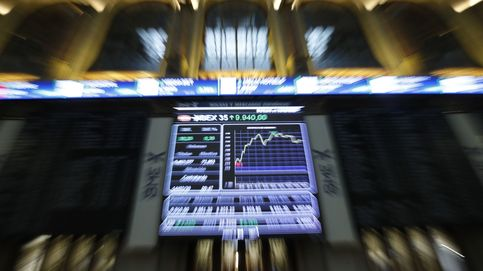El Ibex 'rompe' con Wall Street y se apoya en la megainyección del BCE para rebotar