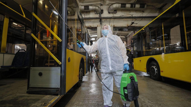 Ucrania cierra sus fronteras a los extranjeros por el brote del coronavirus
