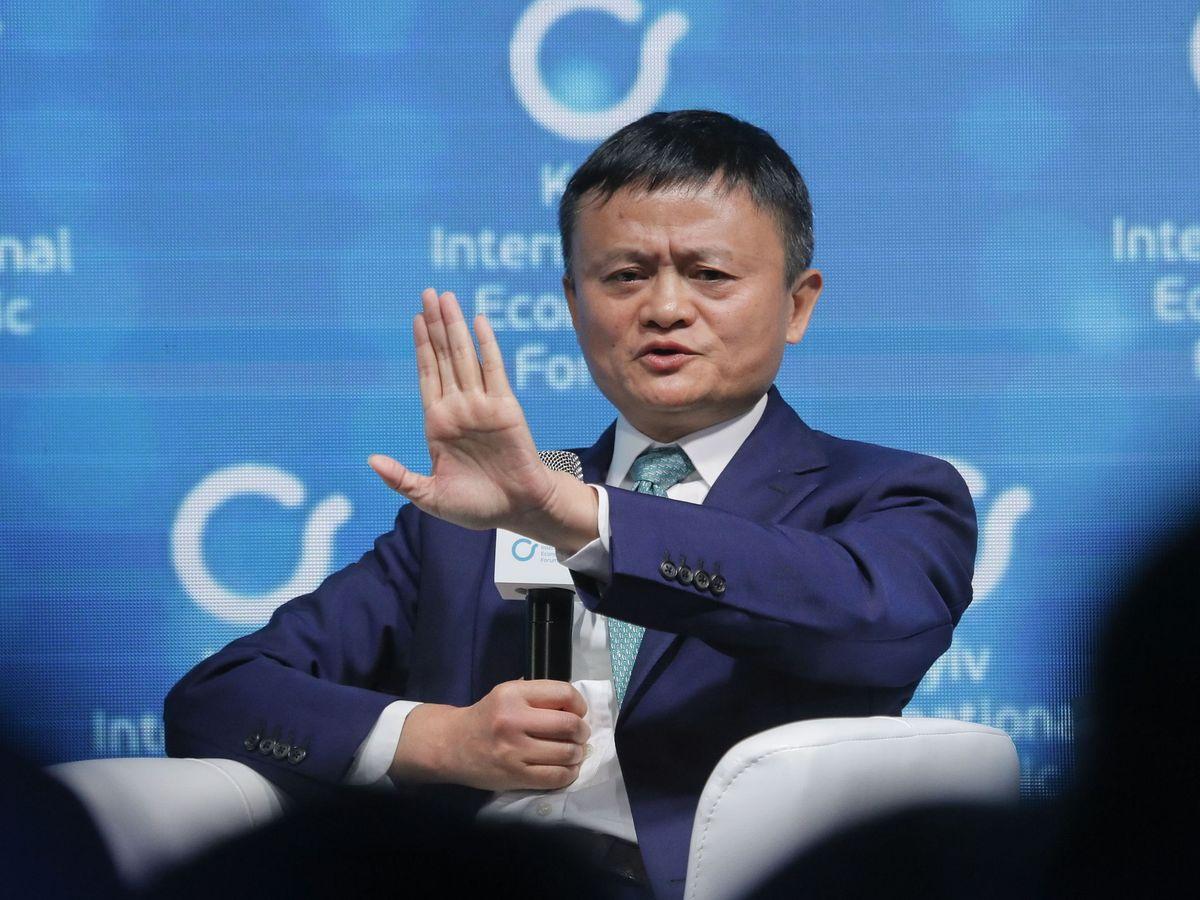 Foto: Jack Ma, el fundador y exCEO de Alibaba. (Reuters)