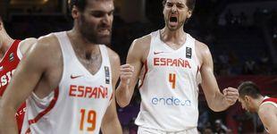 Post de España evita a Estados Unidos hasta las semifinales en el Mundial de baloncesto