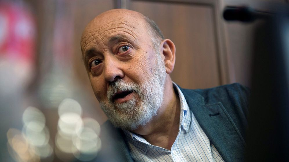 Foto: El presidente del Centro de Investigaciones Sociológicas (CIS), José Félix Tezanos. (EFE)