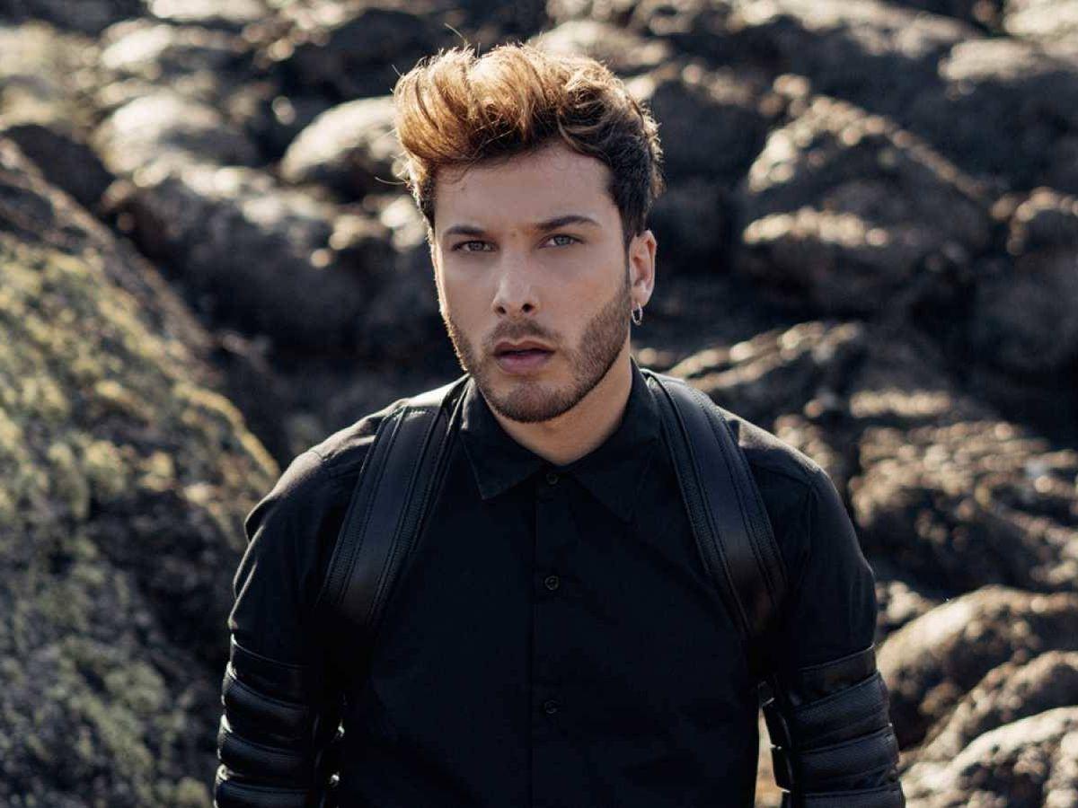 Foto: Blas Cantó, representante español de Eurovisión 2020. (TVE)