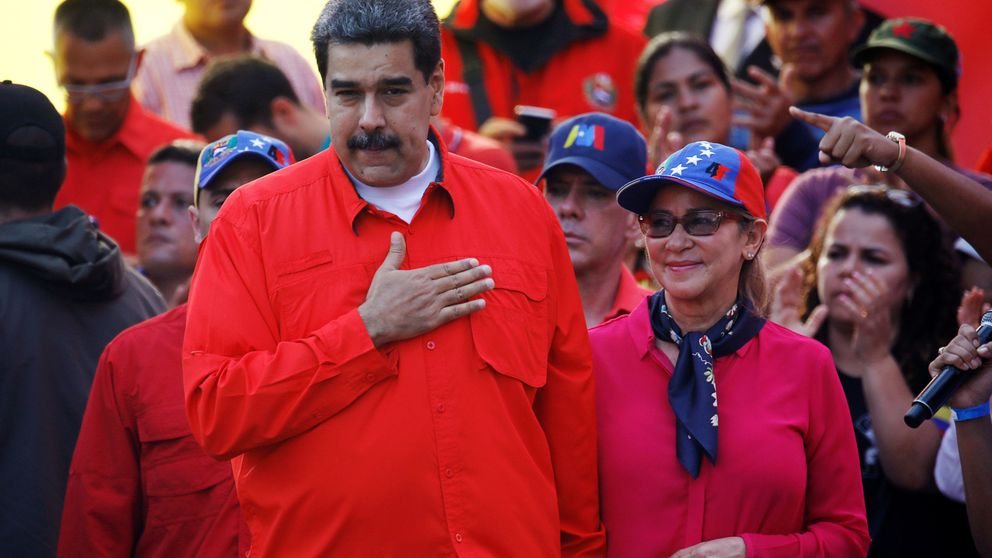 Maduro a las tropas: Unos traidores no mancharán el honor militar de la patria