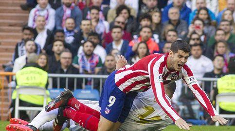 ¿Para qué existe el VAR?. El Atlético, indignado por el penalti no pitado a Morata