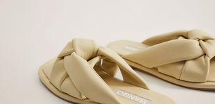 Post de Planas y cool, así son las sandalias de Mango que compran las estilistas
