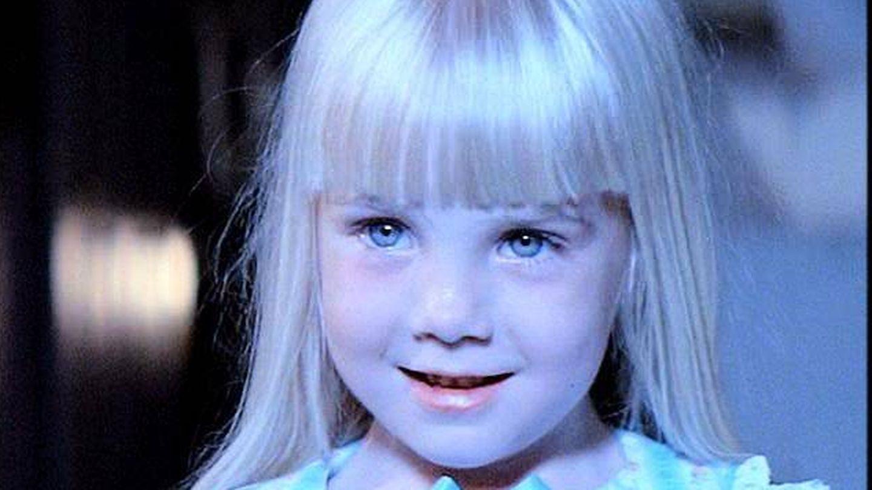 Fotograma de la película 'Poltergeist'.