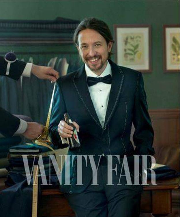Foto: Pablo Iglesias posa para 'Vanity Fair'