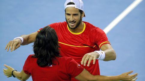 Conchita demuestra que la Copa Davis no era una cuestión de género