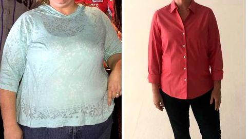 Logró adelgazar 50 kilos con un programa de acondicionamiento físico