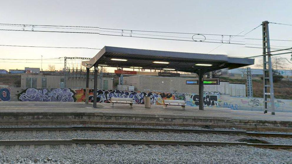 Muere un menor tras ser atropellado por un tren en la estación de Sabadell