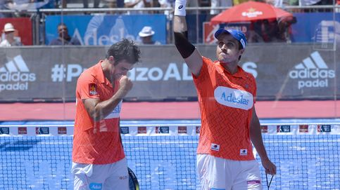 Belasteguín y Lima siguen devorando rivales y ganan su quinto título del año