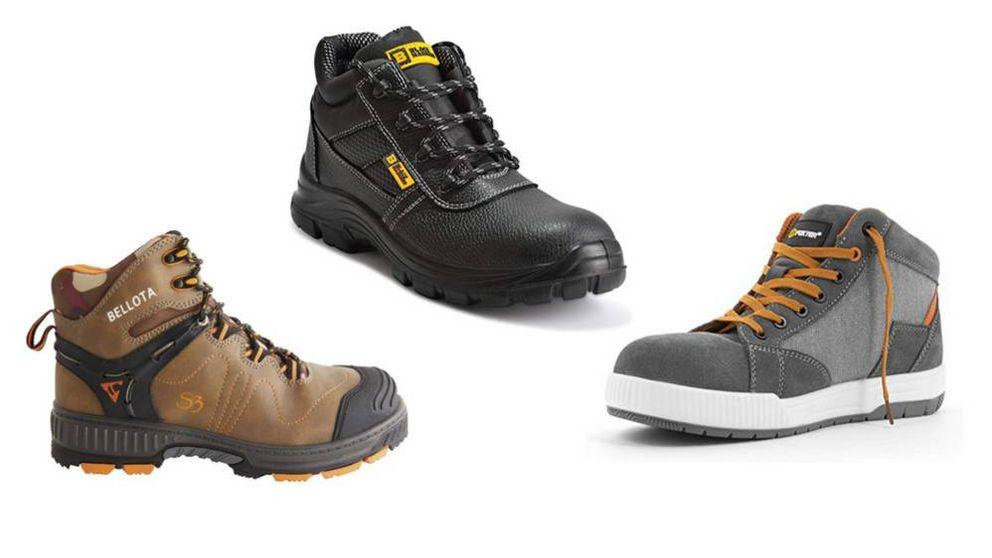 Las mejores botas de trabajo de seguridad para tus pies
