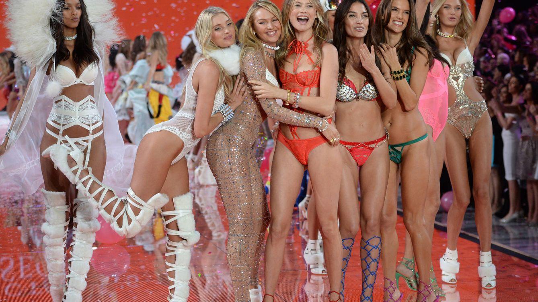 Foto: Los ángeles de Victoria's Secret en el desfile de 2015 (Gtres)