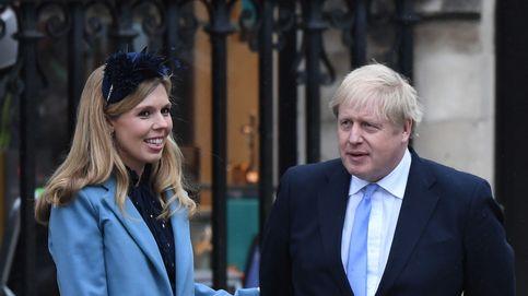 La curiosa imagen del hijo de Boris Johnson: el pelo de su padre y nombre con homenaje