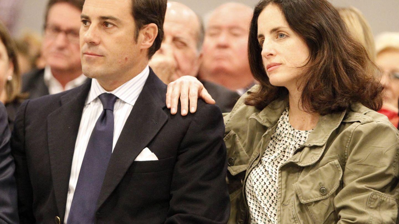 La pareja en 2013. (Gtres)