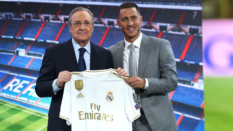 Hazard hunde a Zidane: Pérez no le quería y el vestuario lo ve un 'freestyler' desahogado