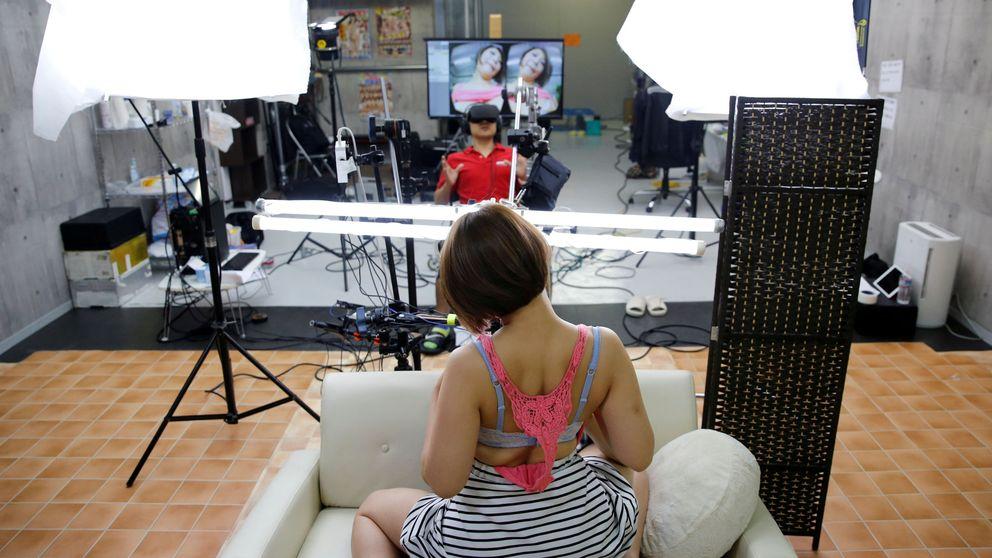 Así se graban las películas (y juegos) porno en realidad virtual